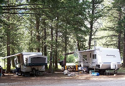West Yellowstone RV Park