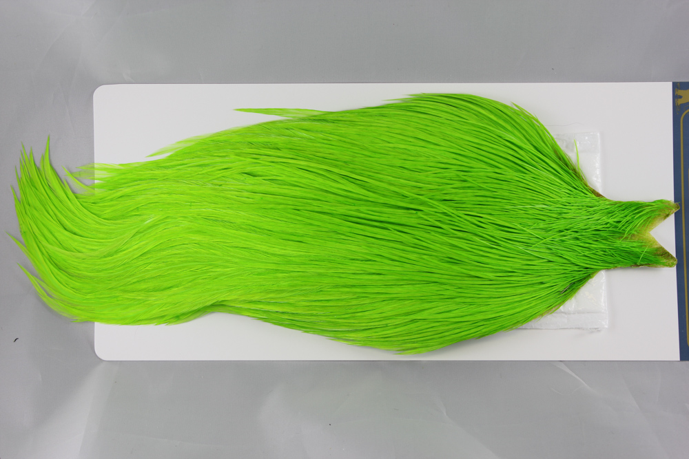 Fluor. Green Chartrues High & Dry Cape #2466
