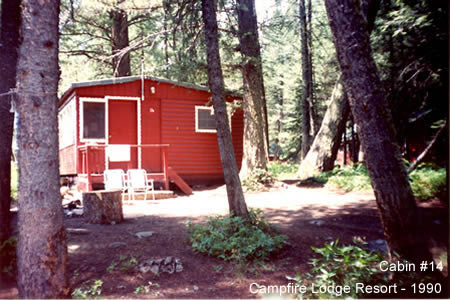 Campfire Lodge Resort 1990