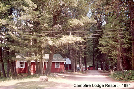 Campfire Lodge Resort 1991