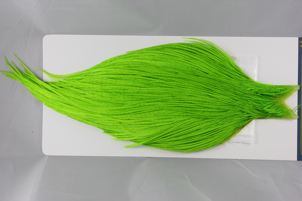 HDC-2465 Fluor. Green Chartrues High & Dry Cape