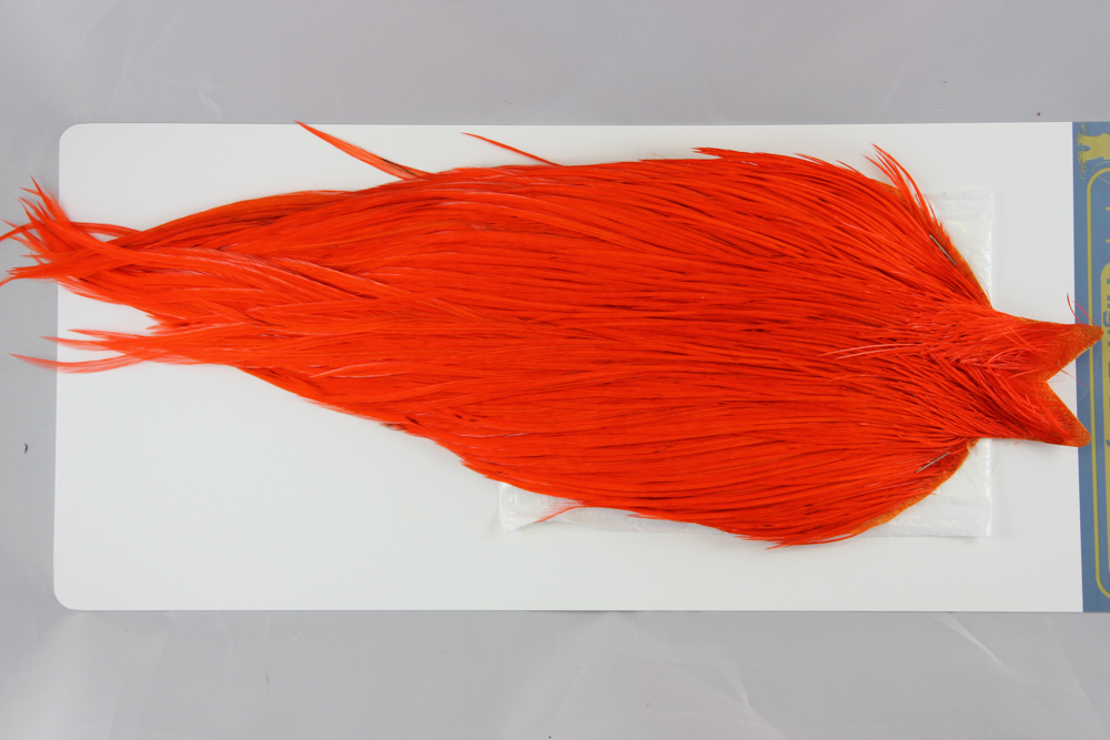 HDC-2475 White dyed Orange High & Dry Cape